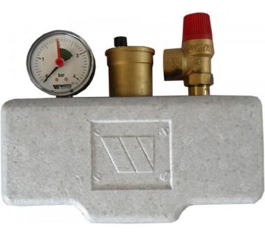 Группа безопасности котла WATTS KSG 30/20M-ISO (до 100 кВт )