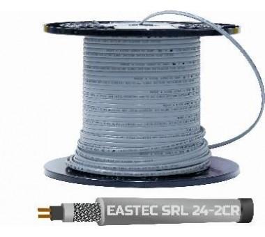 EASTEC SRL 24-2 CR , M=24W (200м/рул.),  с экранирующей оплеткой