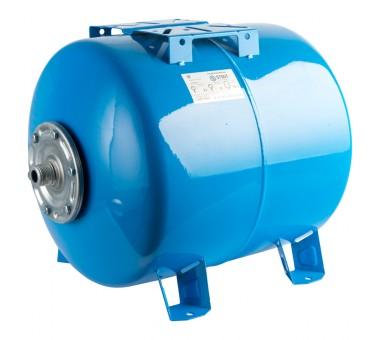 Мембранный расширительный бак для систем водоснабжения, горизонтальный 100 л.