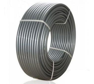 Труба TECE PERT 20*2,0мм из сшитого полиэтилена с кислородным слоем, серая