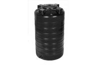 Бак для воды АТV-500 чёрный с поплавком Aguatech